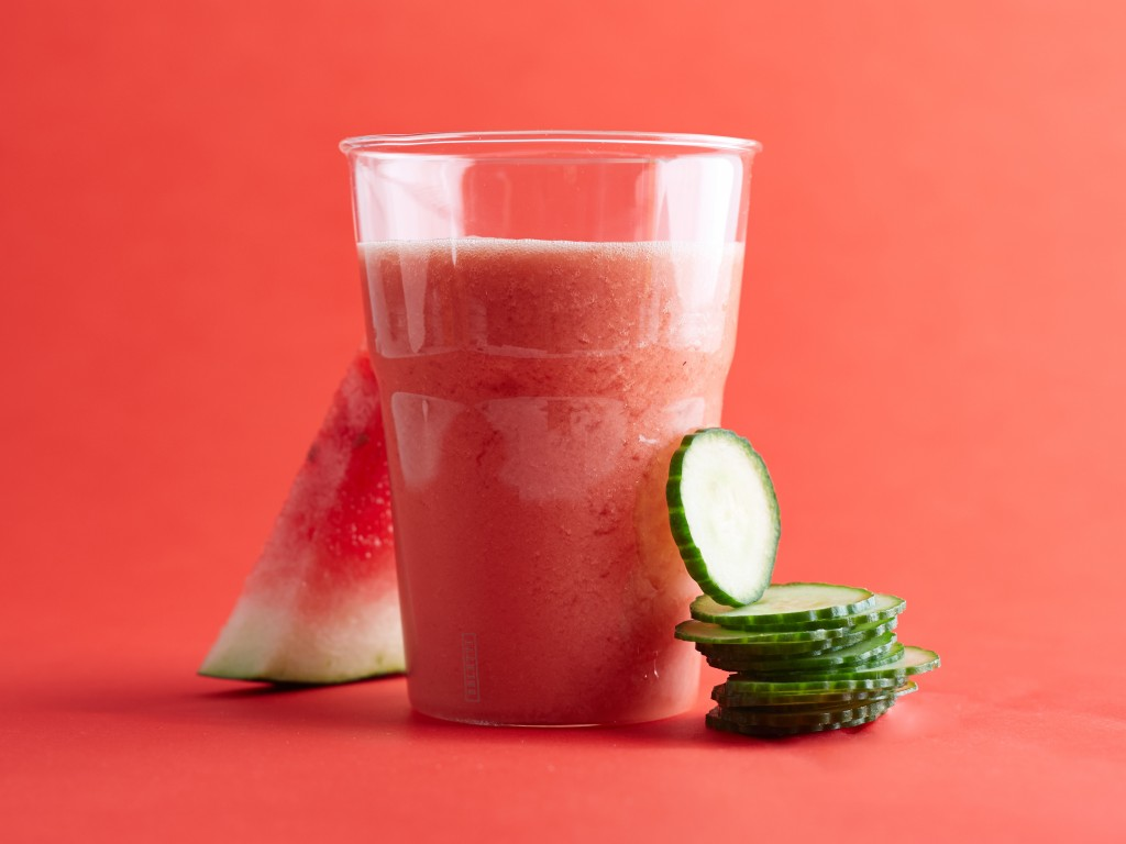 Food Network KitchenWatermelon and Cucumber SmoothieHealthy EatsFood Network