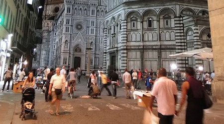 Florence-pedestrian-zone