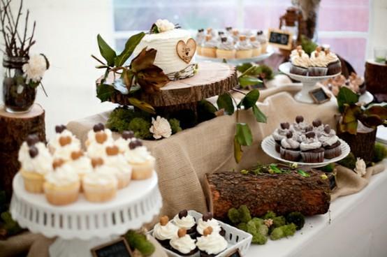 rustic-dessert-buffet